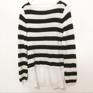 Anthropologie Tops - Anthropologie cable and gauge top